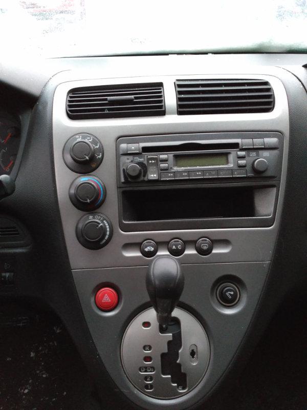 Хонда Цивик 1.5 акпп 2001 года выпуска
