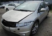 Хонда Цивик 1,8 л МКПП 2008 года выпуска