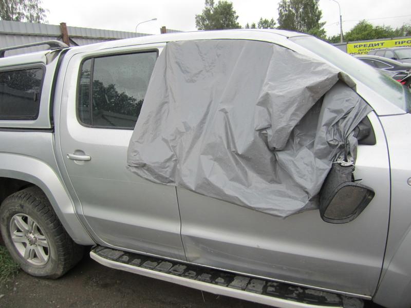 Фольксваген Амарок 2л дизель МКПП 2011 года выпуска