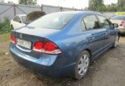 Хонда Цивик 1,8 АКПП 2010 года выпуска