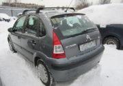Ситроен ц3 1,4 МКПП 2008 года выпуска