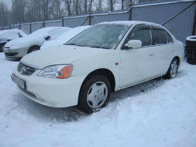 Хонда Цивик АКПП 2001 года выпуска